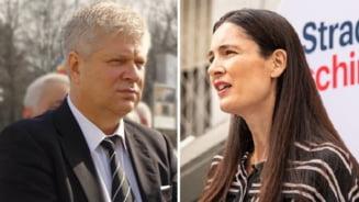 """Reactia Politiei Capitalei in scandalul fraudei electorale semnalate de Clotilde Armand: """"Au fost audiate opt persoane. S-au gasit 473 de procese verbale asupra unui barbat"""""""