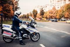 """Reactia Politiei Romane in cazul schimbarii din functie a sefului Brigazii Rutiere: """"Marcel Vela nu a folosit niciodata coloane oficiale"""""""