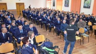 Reactia Scolii Nationale a Agentilor de Penitenciare Targu Ocna, dupa incidentele violente in care au fost implicati elevi ai institutiei
