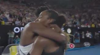 Reactia Serenei Williams, dupa ce a castigat al 23-lea titlu de Grand Slam din cariera