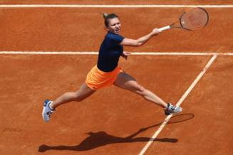 Reactia Simonei Halep, dupa finala pierduta la Mastersul de la Roma