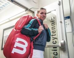 Reactia Simonei Halep dupa calificarea in optimi la Cincinnati