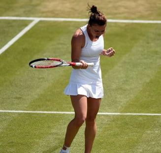 Reactia Simonei Halep dupa calificarea in semifinale la Wimbledon