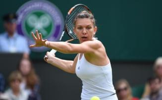 Reactia Simonei Halep dupa calificarea in turul trei de la Wimbledon
