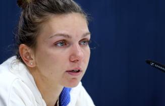 Reactia Simonei Halep dupa calificarea superba in semifinalele de la Roma