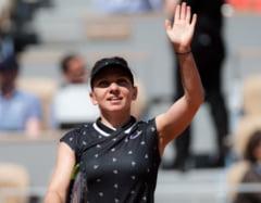 Reactia Simonei Halep dupa ce Ashleigh Barty a castigat Roland Garros 2019