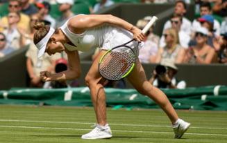 Reactia Simonei Halep dupa ce Ion Tiriac a hotarat sa o antreneze la Wimbledon