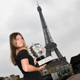 Reactia Simonei Halep dupa ce a fost desemnata jucatoarea lunii in tenisul mondial