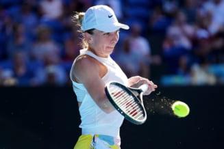 Reactia Simonei Halep dupa ce-a fost invinsa de Garbine Muguruza in semifinalele de la Australian Open