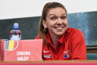 Reactia Simonei Halep dupa ce a invins-o pe Venus Williams la Miami
