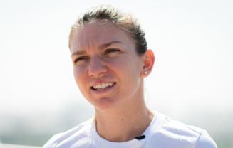 Reactia Simonei Halep dupa cea mai mare surpriza a inceputului de an din tenisul feminin
