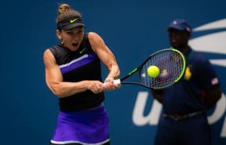 Reactia Simonei Halep dupa eliminarea de la US Open: Ce isi reproseaza sportiva noastra