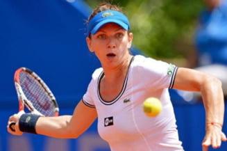 Reactia Simonei Halep dupa victoria categorica de la Roland Garros