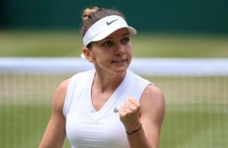 Reactia Simonei Halep dupa victoria din finala de la Wimbledon: Mesajul transmis romanilor si lui Darren Cahill