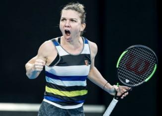 Reactia Simonei Halep dupa victoria din sferturi la Doha: Ce spune despre semifinala cu Svitolina