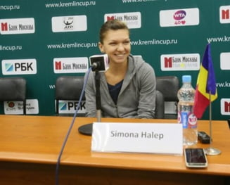 Reactia Simonei Halep dupa victoria extraordinara de la Doha