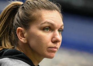Reactia Simonei Halep dupa victoria superba din Fed Cup