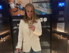 Reactia Svetlanei Kuznetsova dupa infrangerea suferita in fata Simonei Halep la Rogers Cup