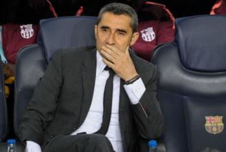 Reactia antrenorului Barcelonei dupa eliminarea din Liga Campionilor