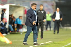 Reactia antrenorului caruia i-a fost ceruta demisia de catre fani, dupa doar 3 etape in Liga 1