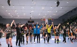 Reactia antrenorului lui CSM Bucuresti dupa calificarea in Final Four-ul Ligii Campionilor: Am avut noroc