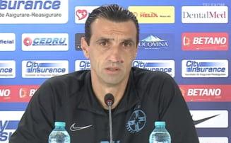 Reactia antrenorului lui FCSB dupa cearta care a dus la plecarea lui Narcis Raducan