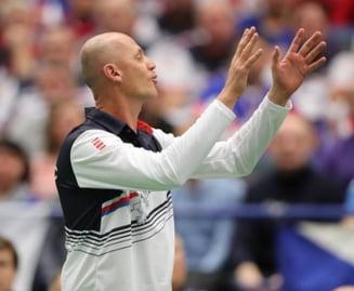 """Reactia capitanului nejucator al echipei de Fed Cup a Cehiei: """"Nu am pierdut aceasta intalnire"""""""