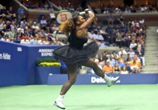 Reactia ciudata a organizatorilor de la US Open dupa scandalul provocat de Serena Williams in finala de la US Open 2018