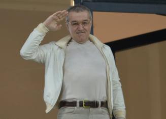 Becali este nervos după remiza dintre FCSB cu Viitorul