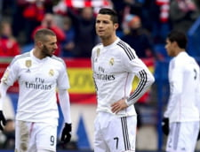 Reactia dura a lui Cristiano Ronaldo dupa umilinta suferita de Real Madrid