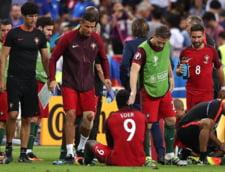 Reactia eroului Portugaliei, dupa victoria din finala EURO 2016