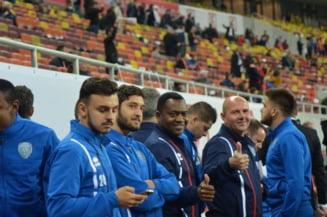 Reactia fata de cazul Coltescu a primului antrenor de culoare din Romania
