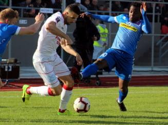"""Reactia fotbalistului acuzat ca a batut un conducator din Liga 1: """"Raman in Romania, nu plec nicaieri"""""""