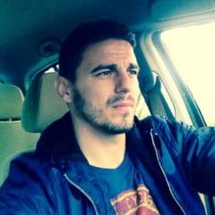 Reactia fotbalistului roman care trebuia sa fie la bordul avionului prabusit in Franta