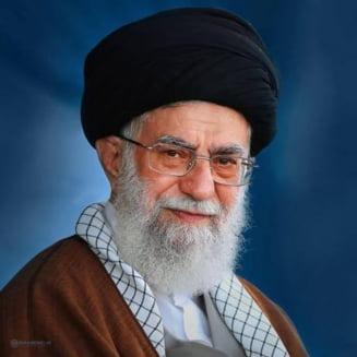 """Reactia ghidului suprem al Iranului la alegerile din SUA: """"Ce spectacol!"""""""