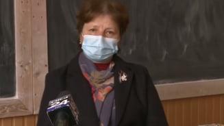 """Reactia invatatoarei in scandalul martisorului: Cuvantul """"urat"""" nici n-a existat in exprimarea mea"""