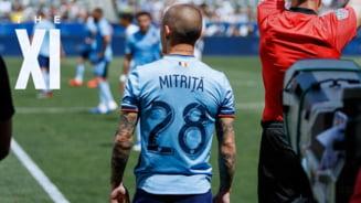 Reactia lui Alexandru Mitrita, dupa inca un gol marcat in MLS. A fost declarat jucatorul partidei