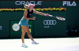Reactia lui Angelique Kerber dupa infrangerea suferita in fata Biancai Andreescu la Indian Wells