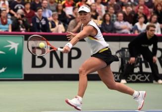 Reactia lui Angelique Kerber dupa victoria in fata Irinei Begu