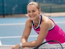 Reactia lui Ashleigh Barty dupa ce Simona Halep s-a apropiat de ea in clasamentul WTA