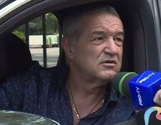 Reactia lui Becali dupa ce Talpan i-a scris presedintelui Iohannis