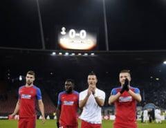 Reactia lui Becali dupa semiesecul Stelei din Europa League: Sunt multumit