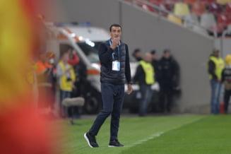 Reactia lui Bogdan Vintila, antrenorul lui FCSB, dupa remiza palpitanta cu Dinamo: Meritam sa castigam