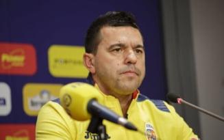 Reactia lui Cosmin Contra dupa infrangerea Romaniei din meciul cu Suedia