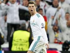 Reactia lui Cristiano Ronaldo dupa calificarea dramatica obtinuta de Real Madrid