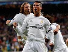 Reactia lui Cristiano Ronaldo dupa meciul de senzatie facut in Liga Campionilor