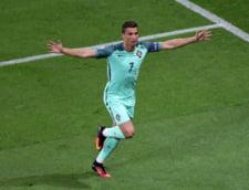 Reactia lui Cristiano Ronaldo dupa meciul mare din semifinalele EURO 2016