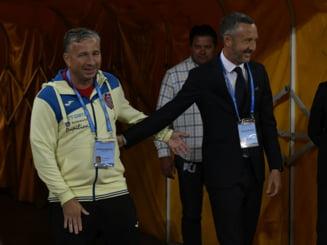 Reactia lui Dan Petrescu dupa egalul dintre FCSB si CFR Cluj