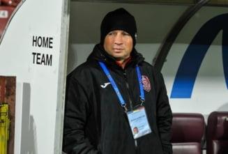 Reactia lui Dan Petrescu dupa infrangerea suferita de CFR Cluj la Craiova