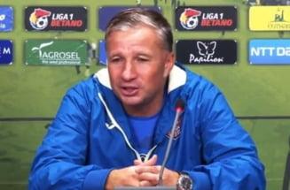 """Reactia lui Dan Petrescu dupa pasul gresit al lui CFR Cluj: """"Nici Real Madrid nu are asemenea peformante"""""""